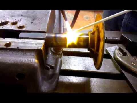 Como soldar bronce con soplete y convertirte en todo un - Como se limpia el bronce ...